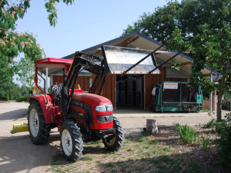 tracteur foton-ecurie-eurotek